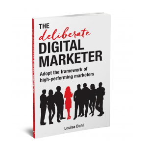 Deliberate Digital Marketer Book