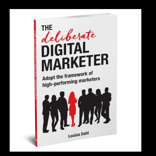 Deliberate Digital Marketer Book